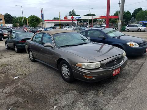 2002 Buick LeSabre for sale at Big Bills in Milwaukee WI