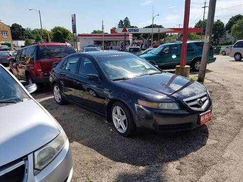 2005 Acura TL for sale at Big Bills in Milwaukee WI
