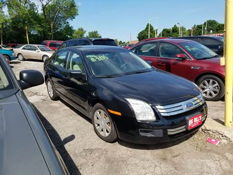 2006 Ford Fusion for sale at Big Bills in Milwaukee WI