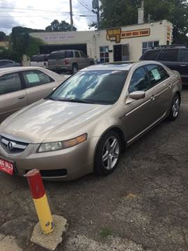 2004 Acura TL for sale at Big Bills in Milwaukee WI
