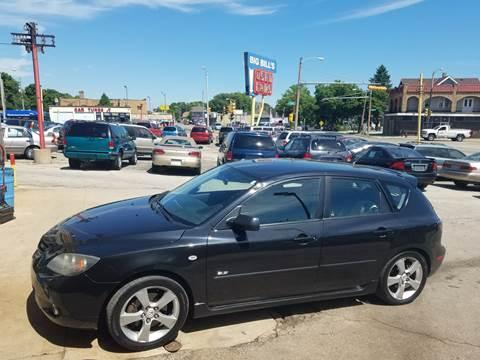 2006 Mazda MAZDA3 for sale at Big Bills in Milwaukee WI