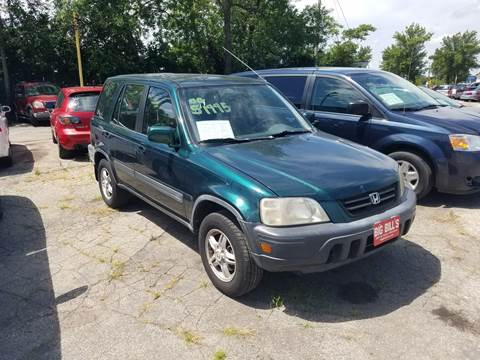 2001 Honda CR-V for sale at Big Bills in Milwaukee WI