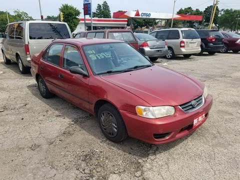 2001 Toyota Corolla for sale at Big Bills in Milwaukee WI