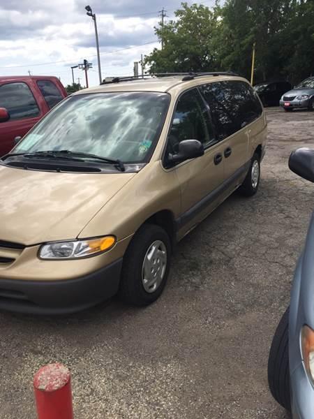 1996 Dodge Grand Caravan 3dr Se Extended Mini Van In Milwaukee Wi