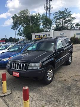 2004 Jeep Grand Cherokee for sale at Big Bills in Milwaukee WI