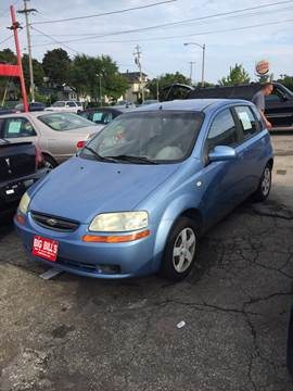 2005 Chevrolet Aveo for sale at Big Bills in Milwaukee WI