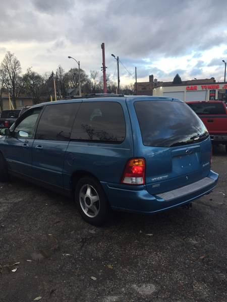 2001 ford windstar se sport 4dr mini van in milwaukee wi big bills 2001 ford windstar se sport 4dr mini