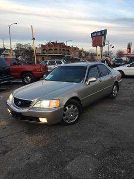 1999 Acura RL For Sale In Milwaukee WI