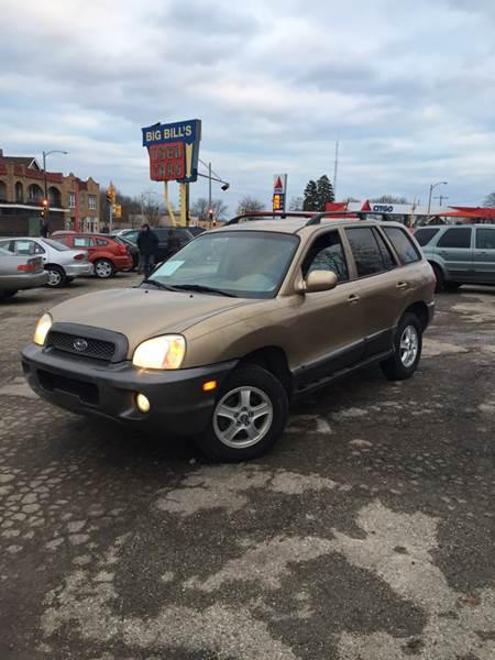 2004 hyundai santa fe awd gls 4dr suv in milwaukee wi big bills 2004 hyundai santa fe awd gls 4dr suv