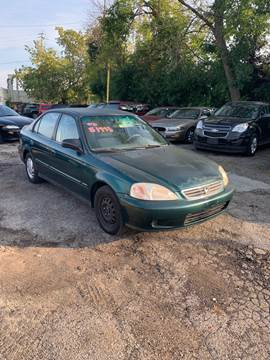 2000 Honda Civic for sale in Milwaukee, WI