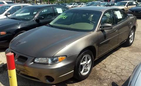 2003 Pontiac Grand Prix for sale in Milwaukee, WI