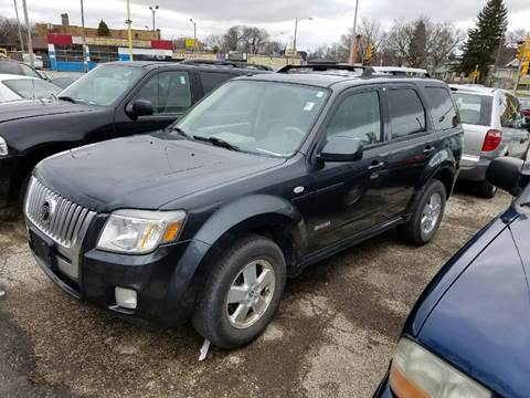 2008 Mercury Mariner for sale in Milwaukee, WI