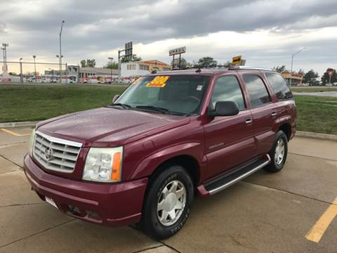2004 Cadillac Escalade for sale in Waterloo, IA