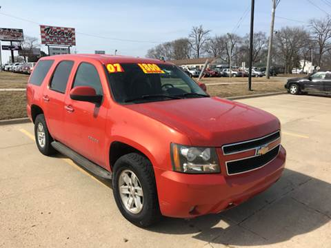 Used chevrolet tahoe for sale in iowa for Community motors gmc waterloo iowa