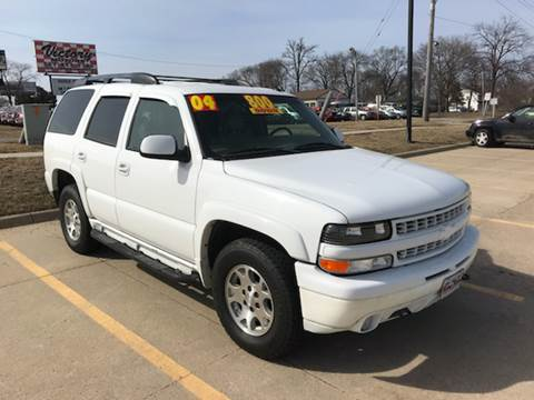 2004 chevrolet tahoe for sale in iowa. Black Bedroom Furniture Sets. Home Design Ideas