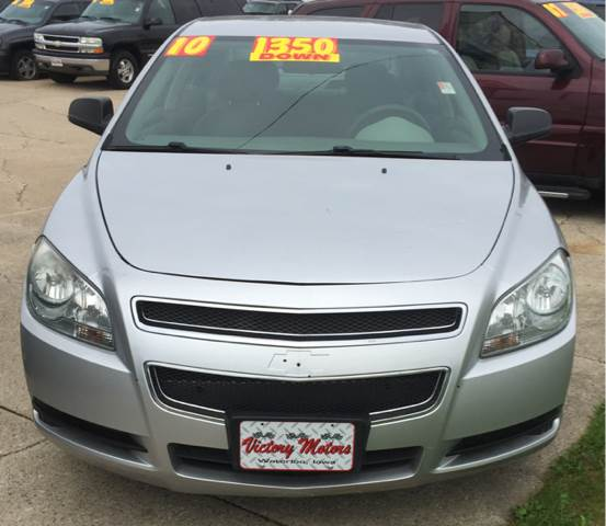 2010 Chevrolet Malibu LS Fleet 4dr Sedan - Waterloo IA