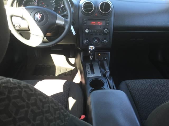 2008 Pontiac G6 4dr Sedan - Waterloo IA