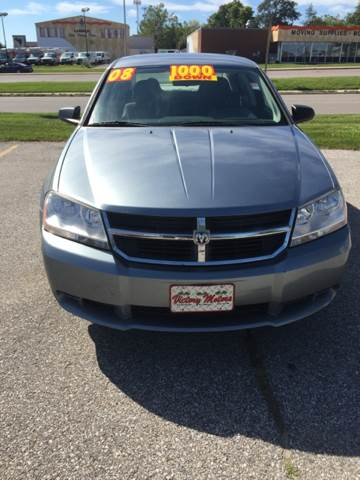2008 Dodge Avenger SXT 4dr Sedan - Waterloo IA
