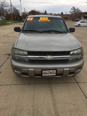 2003 Chevrolet TrailBlazer LS 4WD 4dr SUV - Waterloo IA