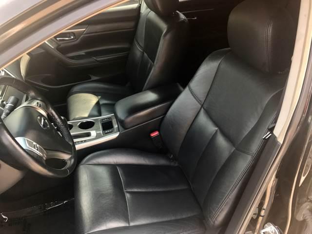 2013 Nissan Altima 2.5 SV 4dr Sedan - Conroe TX