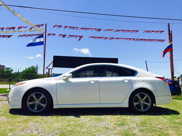 2009 Acura TL SH-AWD 4dr Sedan w/Technology Package and Performance Tires - Conroe TX