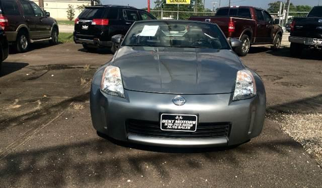 2004 Nissan 350Z Touring 2dr Roadster - Conroe TX