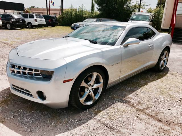2013 Chevrolet Camaro LT 2dr Coupe w/1LT - Conroe TX