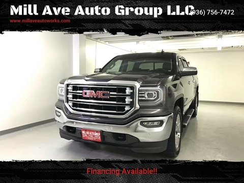 GMC Sierra 1500 For Sale in Conroe, TX - Mill Ave Auto Group LLC