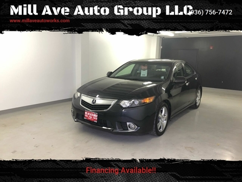 Car Dealerships In Conroe Tx >> 2012 Acura Tsx For Sale In Conroe Tx