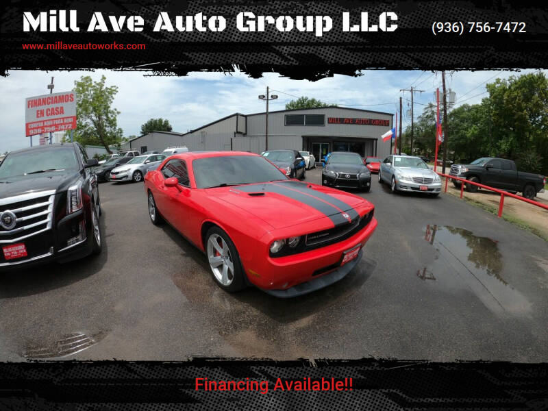2010 Dodge Challenger for sale at Mill Ave Auto Group LLC in Conroe TX