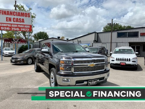 2014 Chevrolet Silverado 1500 for sale at Mill Ave Auto Group LLC in Conroe TX