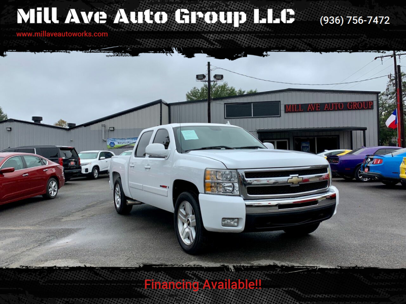 2008 Chevrolet Silverado 1500 for sale at Mill Ave Auto Group LLC in Conroe TX