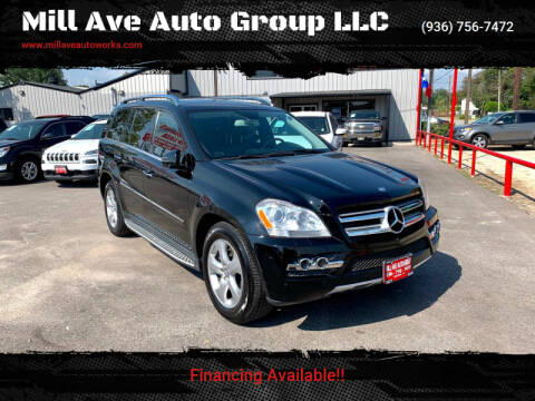 2011 Mercedes-Benz GL-Class for sale at Mill Ave Auto Group LLC in Conroe TX