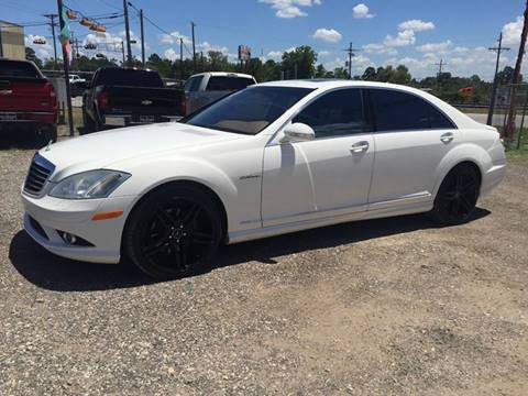 2007 Mercedes-Benz S-Class for sale in Conroe, TX