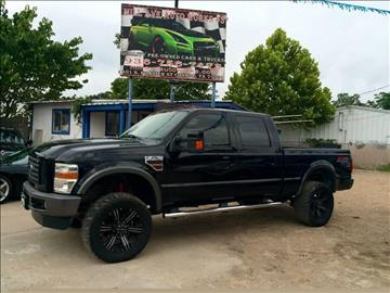 2008 Ford F-250 Super Duty for sale in Conroe, TX