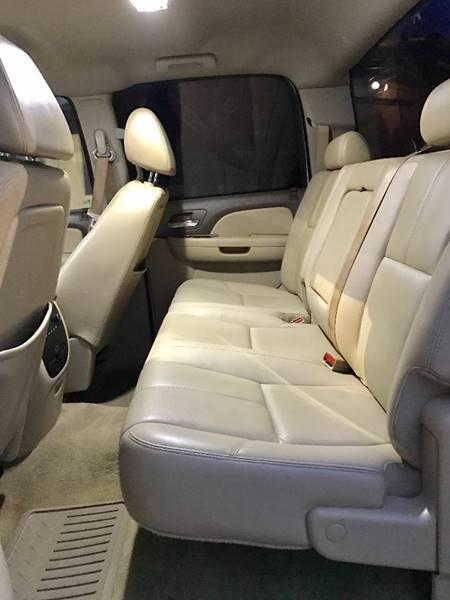 2009 Chevrolet Silverado 1500 4x4 LTZ 4dr Crew Cab 5.8 ft SB - Conroe TX