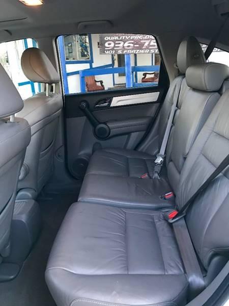 2010 Honda CR-V EX-L 4dr SUV - Conroe TX