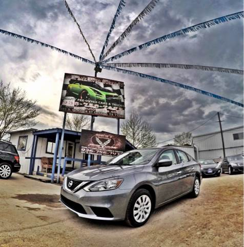 2017 Nissan Sentra SL 4dr Sedan - Conroe TX