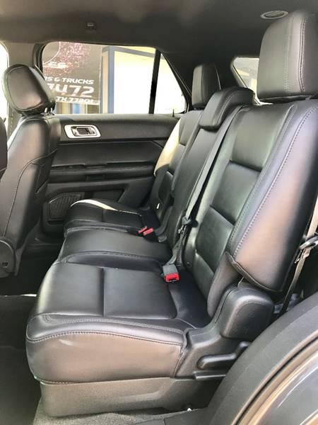 2012 Ford Explorer XLT 4dr SUV - Conroe TX