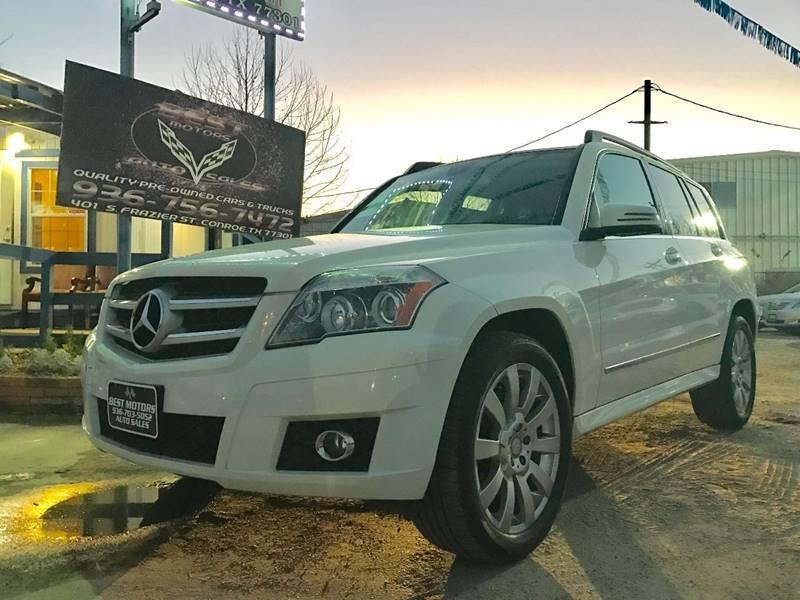 2011 Mercedes-Benz GLK GLK 350 4dr SUV - Conroe TX