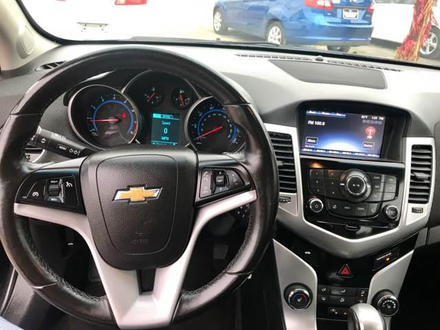 2015 Chevrolet Cruze 2LT Auto 4dr Sedan w/1SH - Conroe TX