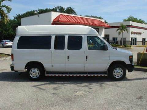 2011 Ford E-Series Cargo for sale in Fort Lauderdale, FL
