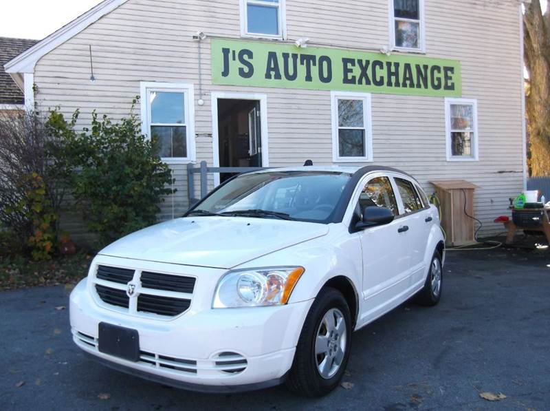 2008 Dodge Caliber for sale at J's Auto Exchange in Derry NH