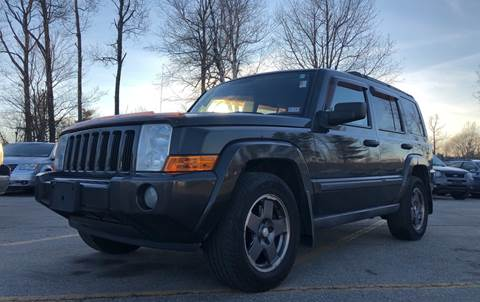 2006 Jeep Commander for sale in Derry, NH