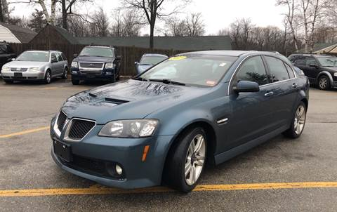 2009 Pontiac G8 for sale in Derry, NH