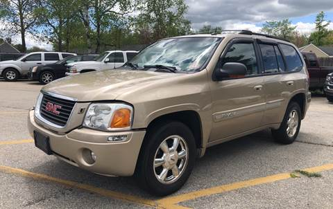 2004 GMC Envoy for sale in Derry, NH