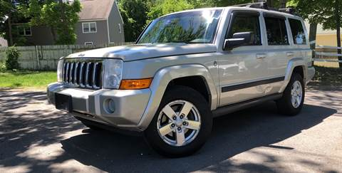 2007 Jeep Commander for sale in Derry, NH
