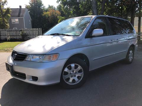 2002 Honda Odyssey for sale in Derry, NH