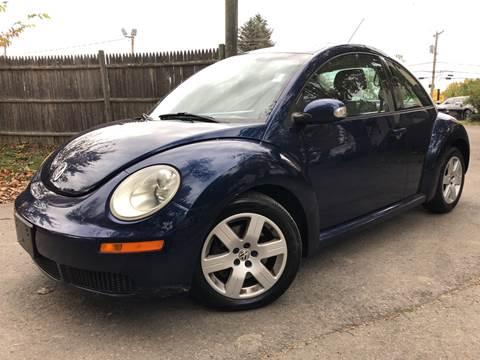 2007 Volkswagen New Beetle for sale in Derry, NH