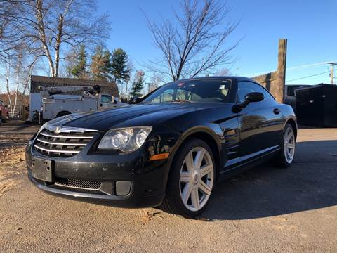2005 Chrysler Crossfire for sale in Derry, NH